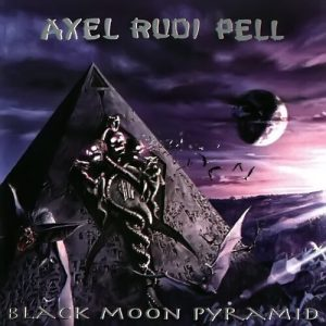 Axel Rudi Pell - Black Moon Pyramid (Jewel Case CD)