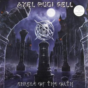 Axel Rudi Pell - Circle Of The Oath (Double LP)