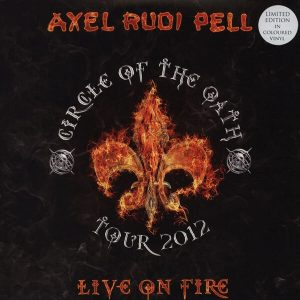 Axel Rudi Pell - Live On Fire (Circle Of The Oath Tour 2012) (Triple LP)