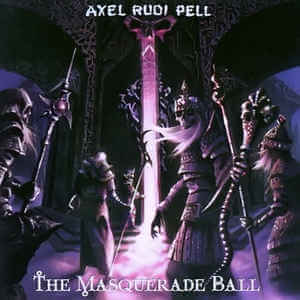 Axel Rudi Pell - The Masquerade Ball (Jewel Case CD)