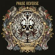 Phase Reverse - Phase III: Youniverse (Black LP)