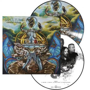 Sepultura - Machine Messiah (Double Picture LP)