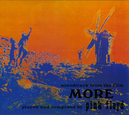 Pink Floyd - Music From The Film More (Gatefold CD)