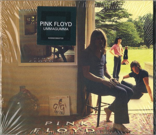 Pink Floyd - Ummagumma (Double Gatefold CD)