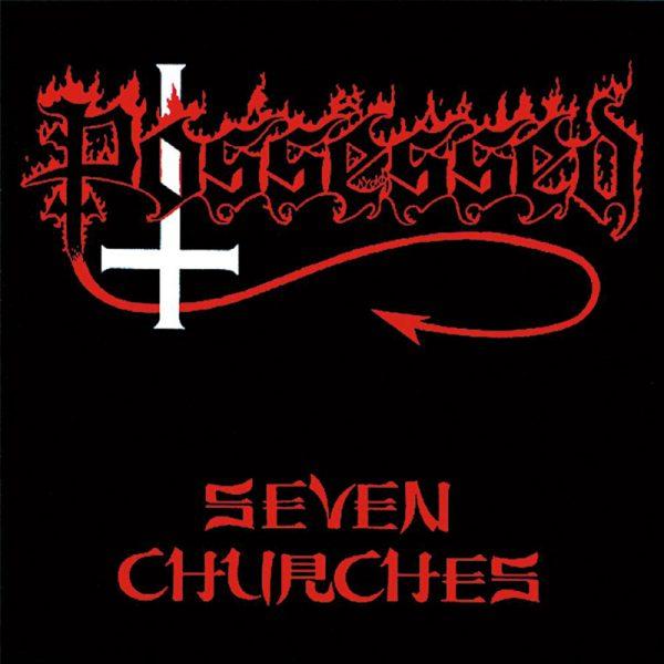 Possessed - Seven Churches (LP)