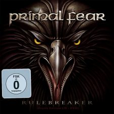 Primal Fear - Rulebreaker (Digipack CD & DVD)