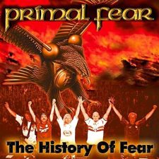 Primal Fear - The History Of Fear (CD & DVD)