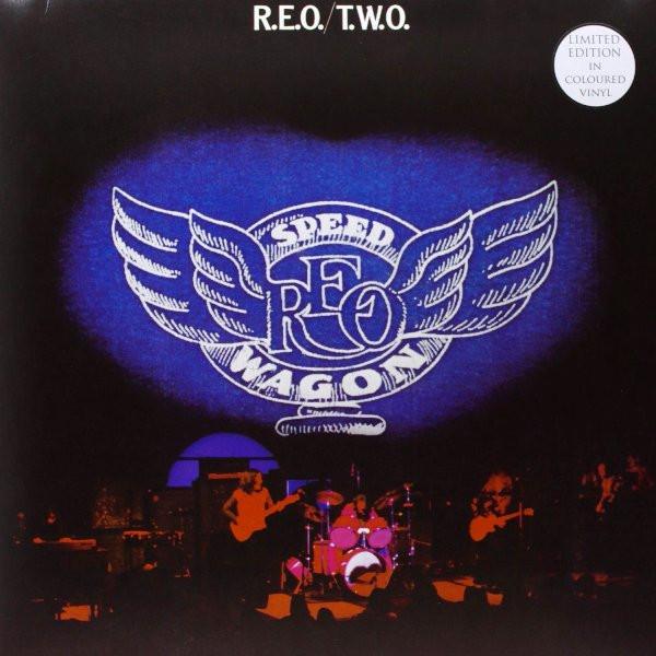 REO Speedwagon - T.W.O (LP)