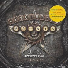 Revolution Saints - Revolution Saints (Digipack CD & DVD)