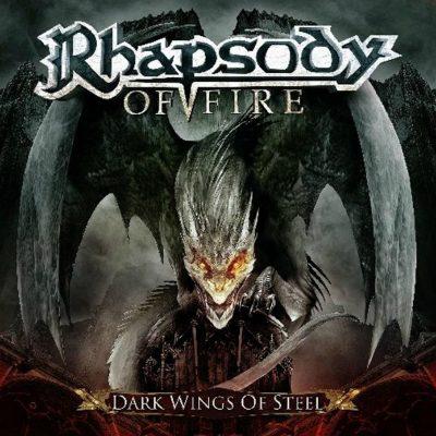 Rhapsody Of Fire - Dark Wings Of Steel (Double Black LP)
