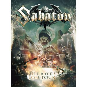 Sabaton - Heroes On Tour (Double DVD & CD)