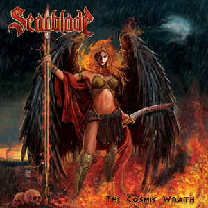 Scarblade - The Cosmic Wrath (Jewel Case CD)