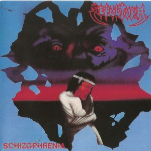Sepultura - Schizophrenia (Jewel Case CD)