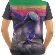 Scorpions – Fly To The Rainbow T-Shirt 2