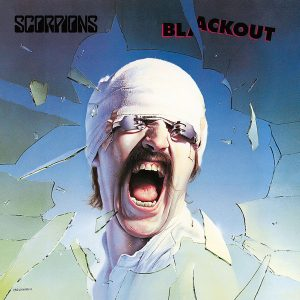 Scorpions ‎– Blackout (Digipack CD & DVD)