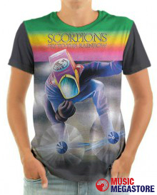 Scorpions - Fly To The Rainbow T-Shirt