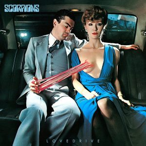 Scorpions ‎– Lovedrive (Digipack CD & DVD)