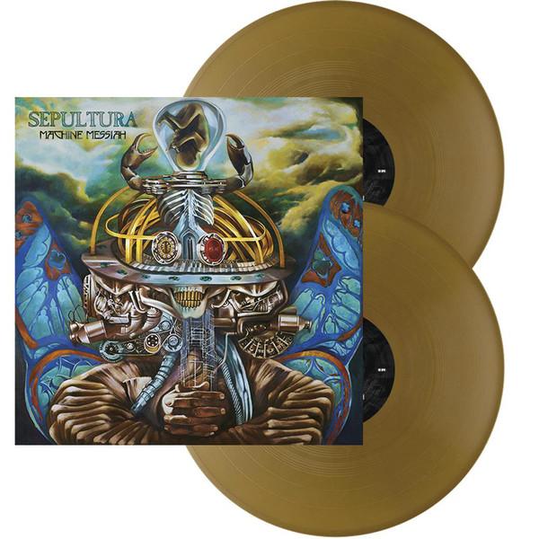 Sepultura - Machine Messiah (Double Gold LP)