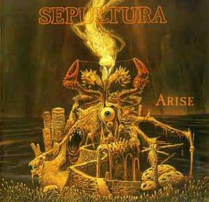 Sepultura - Arise (Jewel Case CD)