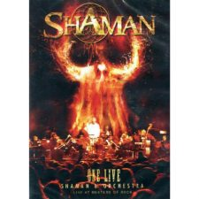 Shaman - One Live - Shaman & Orchestra - Live At Masters Of Rock (DVD)