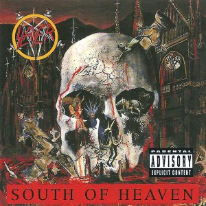 Slayer - South Of Heaven (Jewel Case CD)