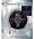 Sonata Arctica - Live In Finland (A5 Double CD & Double DVD)