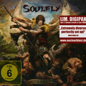 Soulfly - Archangel (Digipack CD & DVD)