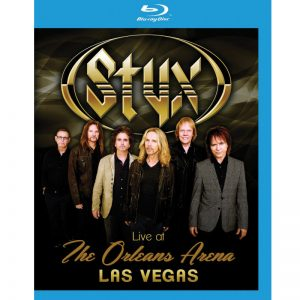 Styx - Live At The Orleans Arena Las Vegas (Bluray)