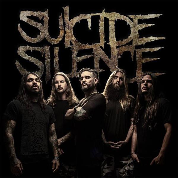 Suicide Silence - Suicide Silence (Black LP)