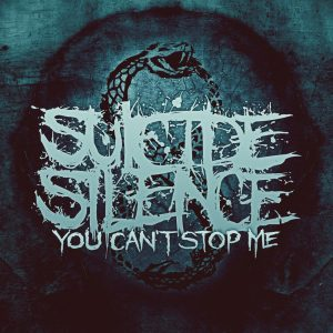 Suicide Silence - You Can't Stop Me (Digipack CD & DVD)