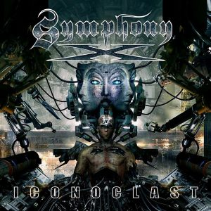 Symphony X - Iconoclast (Jewel Case CD)