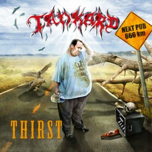Tankard - Thirst (Digipack CD & DVD)