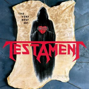 Testament - The Very Best Of Testament (Jewel Case CD)