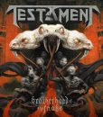 Testament - Brotherhood Of The Snake (Double Red LP)