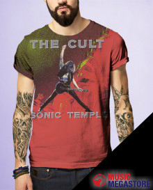 Cult - Sonic Temple T-Shirt
