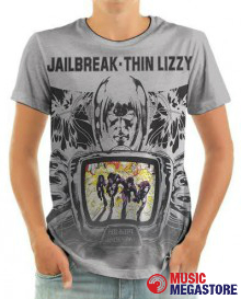 Thin Lizzy - Jailbreak T-Shirt