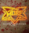 More - Blood & Thunder (Jewel Case CD)