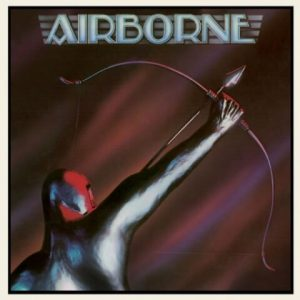 Airborne - Airborne (Jewel Case CD)
