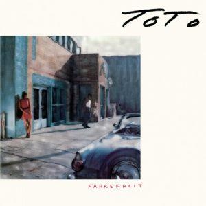 Toto - Fahrenheit (Jewel Case CD)
