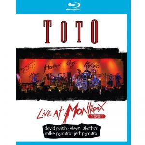 Toto - Live At Montreux 1991 (Blu-ray)