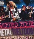 Twisted Sister - Metal Meltdown (Digipack CD & DVD & Bluray)