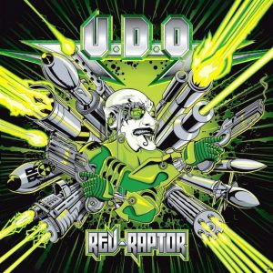 U.D.O. - Rev-Raptor (Green Clear LP)