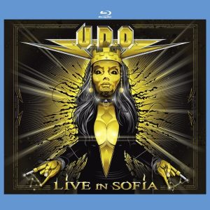 U.D.O. - Live In Sofia (Double Digipack CD & Bluray)