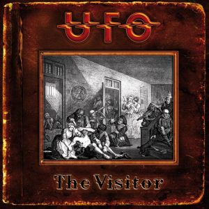 UFO - The Visitor (Jewel Case CD)
