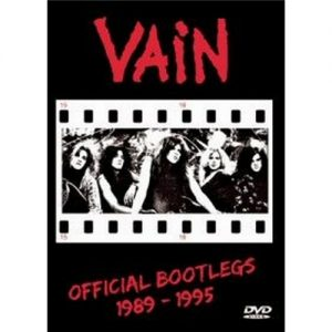Vain - Official Bootlegs 1989-1995 (DVD)