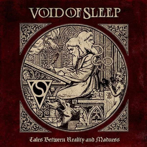 Void Of Sleep - Tales Between Reality And Madness (LP)
