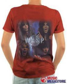 W.A.S.P. - Last Command T-Shirt