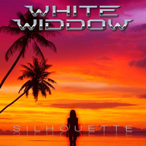 White Widdow - Silhouette (Jewel Case CD)