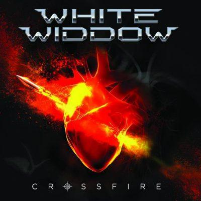 White Widdow - Crossfire (Jewel Case CD)