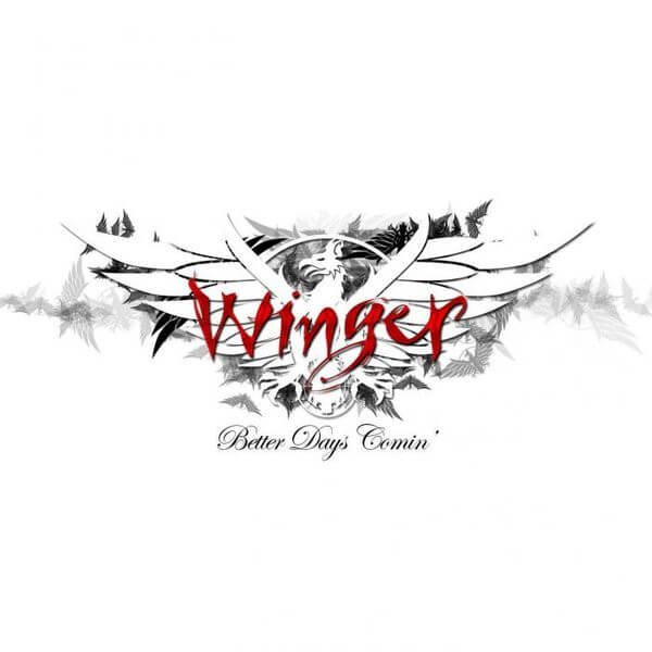 Winger - Better Days Comin' (Jewel Case CD)